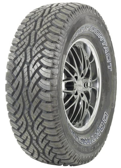 Various  All Terrain Tyres