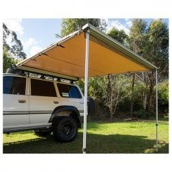 Kings 4WD Side Awning 2.5 x 2.5m