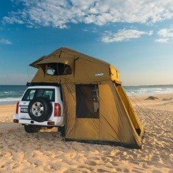 "Adventure Kings  4WD Roof Top Tent With Annex ""Tourer"""